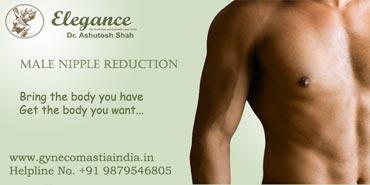 Male Nipple Reduction Surgery